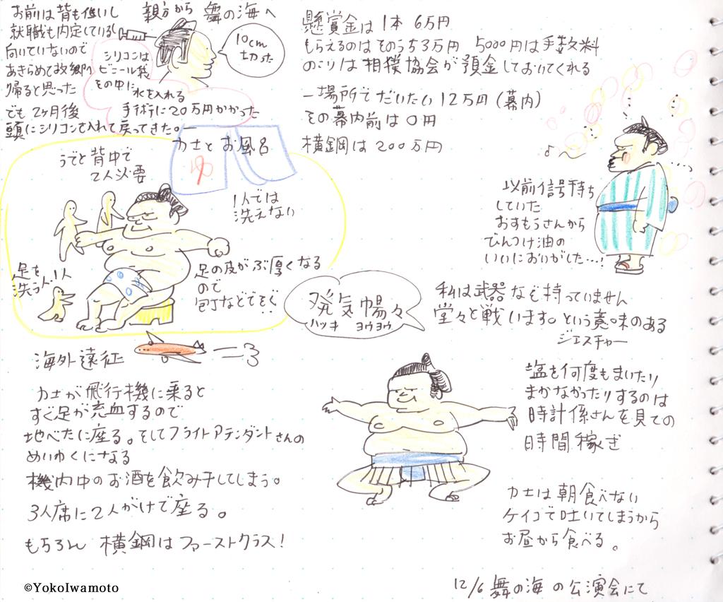 舞の海さんの講演会