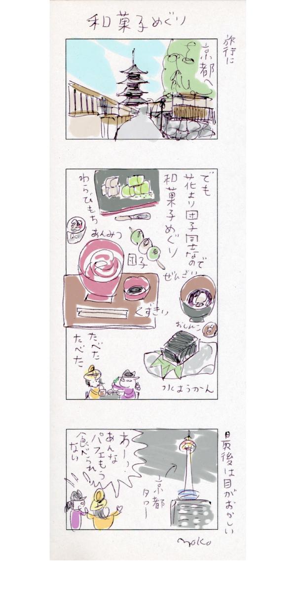 和菓子めぐり
